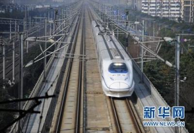 南沿江铁路句容段建设正式启动 全线建成后将串起江南美景