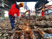 攻坚,为了美丽中国——党的十八大以来污染防治纪实
