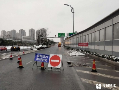 丁卯高架、五凤口高架及观音山隧道今晚5点封闭