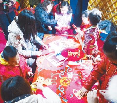 内蒙古小讲解员恩和来这样过春节