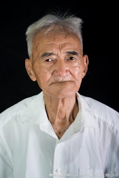 95岁的南京大屠杀幸存者伍正禧老人今晨离世