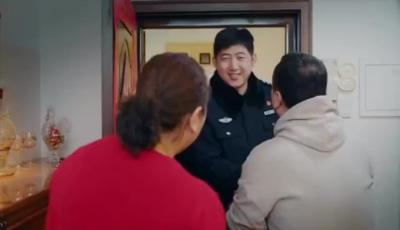 警民同心 平安春节