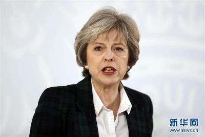 """没心思""""过节""""了——英首相脱欧协议被议会否决"""