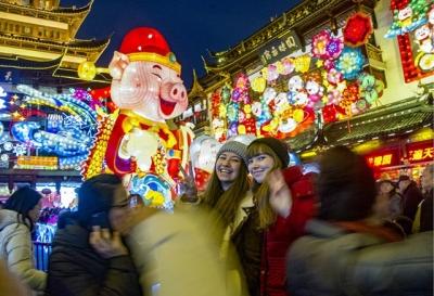 世界同贺中国年 命运与共谱新篇——国际组织领导人和多国政要祝贺中国农历新年
