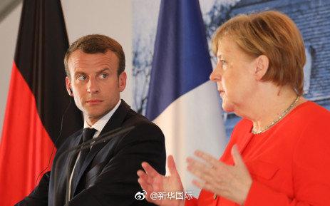 德国不卖沙特武器,法国有意见了