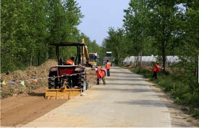 镇江全力推进农村公路提档升级 确保年底行政村双车道四级路覆盖率达100%