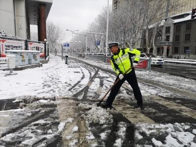 春节期间镇江积极应对恶劣天气  全市交通形势总体平稳