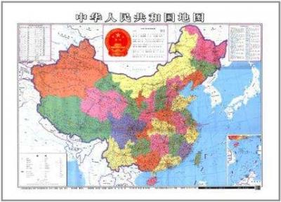 """四部委联合出手整治""""问题地图""""——图纸小,影响大!"""