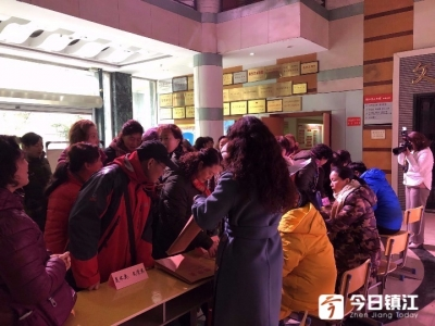 镇江在全省率先出台四级公共文化场馆服务规范