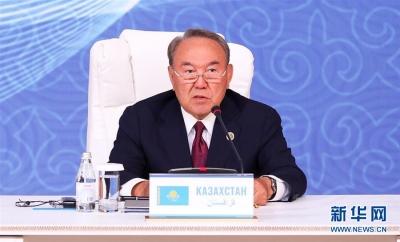 纳扎尔巴耶夫宣布辞去哈萨克斯坦总统职务