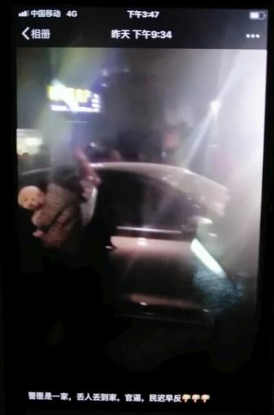 丹阳首例!两女子微信朋友圈发布信息辱骂警察被拘留。