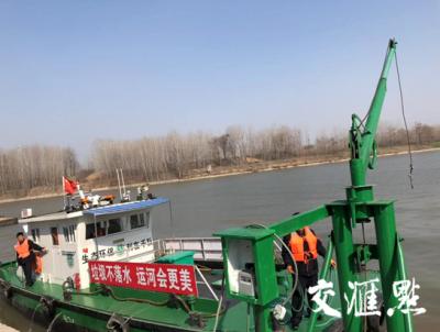 打造清水走廊 江苏内河船舶污染物全部上岸处理