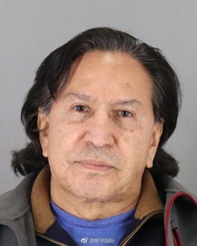 这个前元首当得一言难尽……秘鲁受通缉前总统美国醉酒遭拘留
