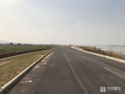 视频 | 堤防达标提升 源头防控污染  镇江新区齐抓共管推进长江大保护