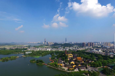 镇江继续打好蓝天保卫战 今年空气质量优良天数比率达到66.5%