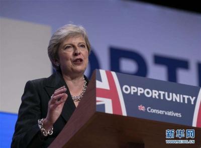 """脱欧协议恐再受挫,内阁酝酿让英首相""""辞职"""""""