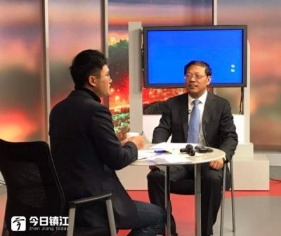 【产业强市一把手访谈】市地方金融监管局局长钱仁汉:防范风险、服务发展