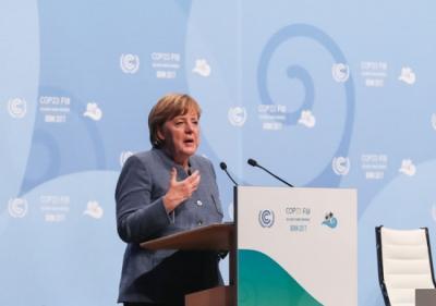 """德国政府成立""""气候内阁"""""""