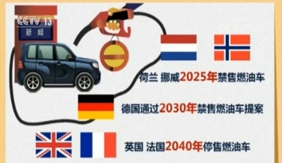 大招来了!海南2030年起全面禁止销售燃油汽车