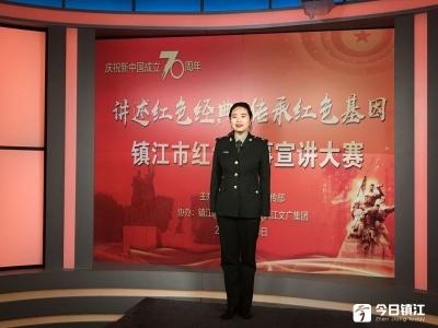 宣讲红色故事 庆祝新中国成立七十周年