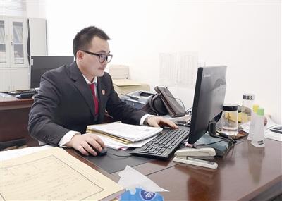 执行新兵成标兵——记句容法院90后执行干警王凯祥