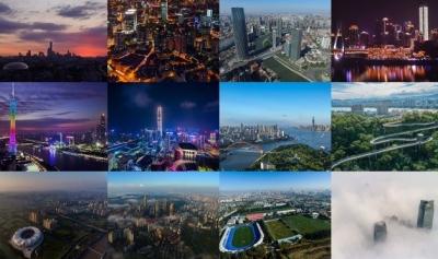 有一种美,叫做我们的城市!