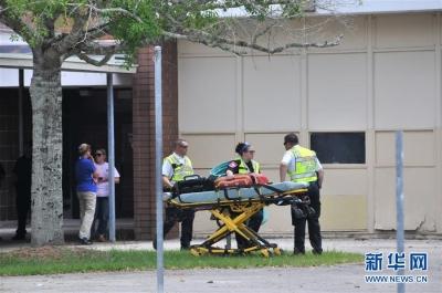 美国佛州校园枪击案两名幸存学生自杀身亡