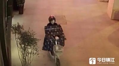 """丹阳新市口附近""""采花贼"""" 连盗两盆盆栽"""
