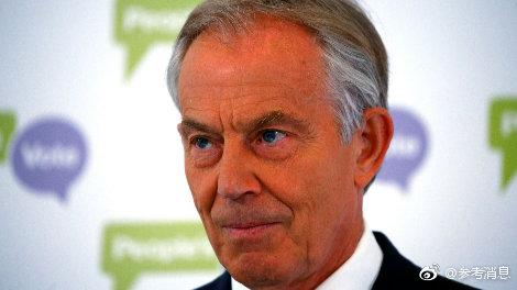 """为了阻止英国脱欧,这位前首相忙得""""不亦乐乎"""""""