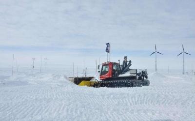 我国建成首套应用于南极地区的新能源微网供电系统
