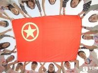 创意十足!镇江大学生以这样的方式纪念五四运动100周年