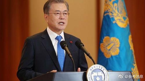 金正恩档期怎么排?继美国总统后,韩国总统也表示期待与之会晤