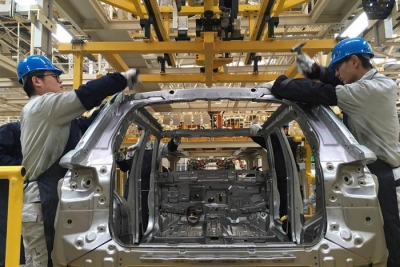 保质保量实现B20收官,高端新能源车明年投产 北汽镇江:用完美句号开启转型前程