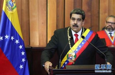 委内瑞拉总统表示委民兵人数年内将增至300万