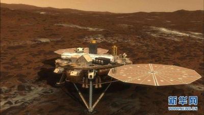 """""""火星快车""""探测器证实火星大气存在甲烷"""