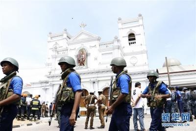 斯里兰卡首都科伦坡爆炸事件死亡人数升至262人,超过452人受伤