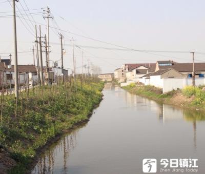 保护长江沿线生态 强化水域综合治理  姚桥河长制助力生态宜居乡村建设