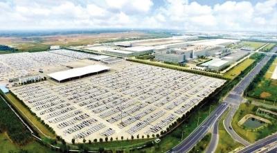 """【新时代 新作为 新篇章】坚持""""项目为王""""扬州工业过万亿 为高质量发展撑大梁"""