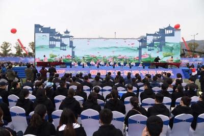 连续三年品牌打造 2019镇江新区黄明文化旅游节盛大开幕