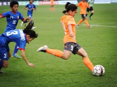 云阳女足夺下全国青运会体校组江苏首金 场均进球10.2个 5场比赛一球不失