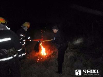 """扬中连续发生多起火灾警情 警方提示:防火于未""""燃"""""""