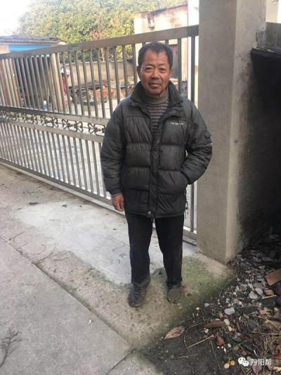 你见到过他吗?丹阳一位六旬老人走失 身穿棕色棉袄、患阿尔茨海默症