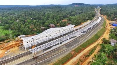 90年来修的第一条铁路,中国帮它实现