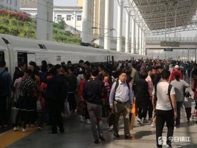 预计清明假期出行客流远超春运 镇江铁路增开27趟列车应对