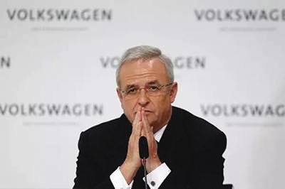 涉嫌严重欺诈 大众前首席执行官被德国检方起诉