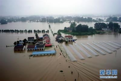 长江防总:今年长江中下游可能发生较严重的洪涝灾害