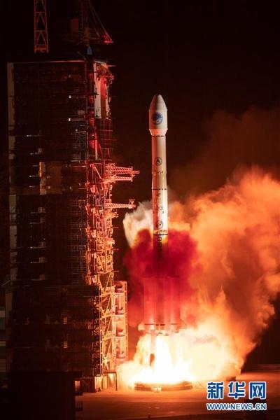 祝贺!第44颗北斗卫星,第100次长三甲系列火箭发射