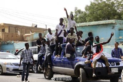 苏丹过渡军事委员会主席辞职