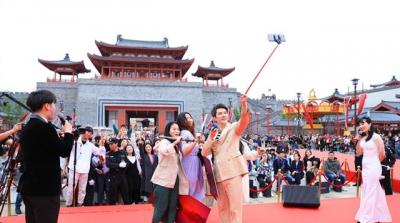华谊兄弟电影世界(苏州)国际时尚节盛大启幕