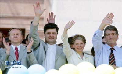乌克兰大选民调显示:现总统和一个演员支持率最高